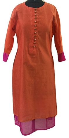 Pink Magic Kurti