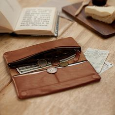 labrador fold wallet M 零錢長夾