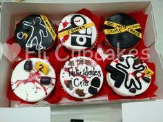 Cupcakes criminologia