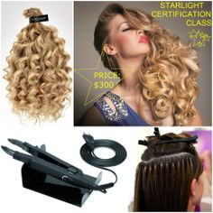 We are offering two introduction certification classes in new york price300 come and participate in our next starlight certification class by euro sop where you will learn how to apply keratin bond hair extensions pmusecretfo Gallery