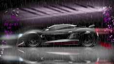 Pachelbel-Canon Classical music In Car design TIME LAPSE