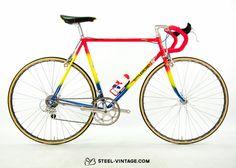Steel Vintage Bikes - Greg LeMond Team Z Replica 1991 Classic Bicycle