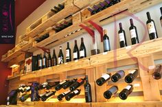 carlota wine shop, madrid