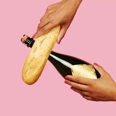 Chambord Champagne Baguette