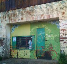 Asheville - Where Weird Meets the Road Spring Break Trips, Commuter Bike, Good Ol, Asheville, Entrance, Weird, Entryway, Door Entry