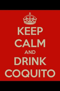 """Jaja, Puerto Ricans know """"Coquito"""" is part of our Christmas meal."""