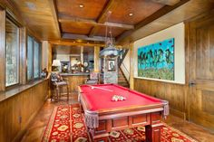 Pinnacle Mountain Homes - Special Areas