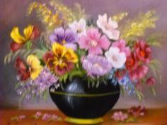 Flori cu panselute
