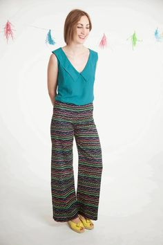 Esto no es Ascot Harem Pants, Pajama Pants, Pajamas, Fabrics, Fashion, Clothing, Moda, La Mode, Harlem Pants