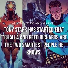 More Superhero Facts