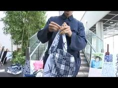 ▶ FUROSHIKI ふろしき王子 (横山功)  TOKYO URBAN LIFE2009 - YouTube