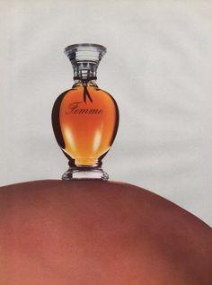 Marcel Rochas (Perfumes) 1976 Femme