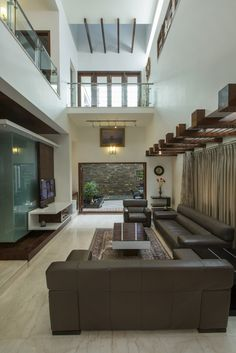 Ultra-Modern Villa Design by TechnoArchitects| Photo Gallery