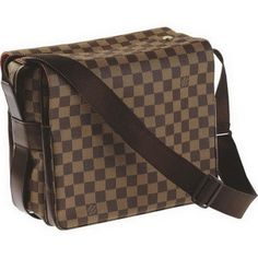 b6435004b8d Save Louis Vuitton Outlet Online US Store with Free Ship   No Tax!   Damier  Azur canvas, lining-Golden brass pieces   Flap closure   Carried on the  shoulder ...