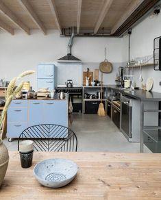Industrial Vintage Home Decor