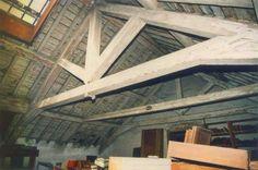 cobertura madeira frechal - Pesquisa Google
