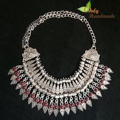 European Tribal Necklace
