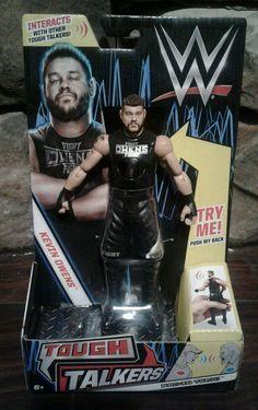 WWE Tough Talkers Kevin Owens Basic mattel - http://bestsellerlist.co.uk/wwe-tough-talkers-kevin-owens-basic-mattel/