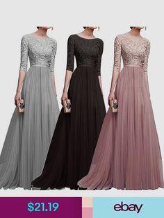 High Neck Bridesmaid Dresses, Lace Bridesmaids, Prom Dresses With Sleeves, Lace Dress With Sleeves, Gala Dresses, Ball Gown Dresses, White Dresses For Women, Dress Clothes For Women, Elegant Dresses