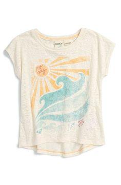 Vintage Sea Wave On Sunset 2-6 Years Old Boys /& Girls Short-Sleeved Tee Shirt