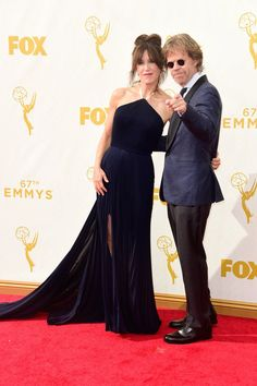 Pin for Later: Seht alle TV-Stars bei den Emmy Awards Felicity Huffman und William H. Macy