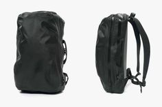 Just got this beast in the mail. Arcteryx Nomin Pack — Best stealth backpack you can find. http://veilance.arcteryx.com/product.aspx?language=EN&model=Nomin-Pack