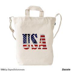 USA DUCK BAG