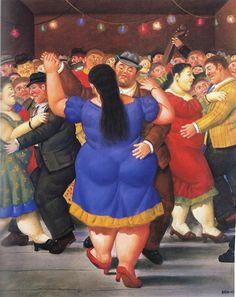 The Killarney Waltz is a modern sequence dance, composed by Florence Newbegin in It is a 32 bar dance and should be danced to music at 46 bpm. Tanz Poster, Frida Diego, Matisse, Jack Vettriano, Plus Size Art, Fat Art, Diego Rivera, Girls Rules, Fat Women