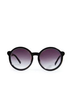 Oversized Round Sunglasses | Forever 21 - 1000118243