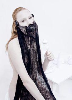 mouthpiece mask
