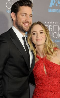 John Krasinski's Latest Compliments to Emily Blunt Have Our Hearts Bursting: My Wife Is My Hero   E! Online Mobile