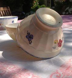 Mary Lou digoin Sarregumines café au lait bol