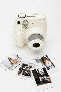Instax Mini 7S Instant Camera - WANT!