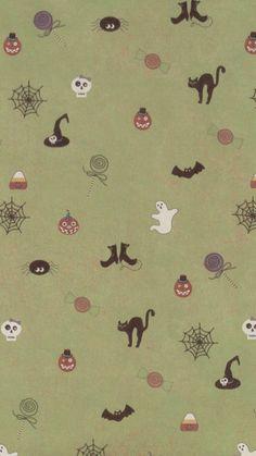 Cute Halloween Pattern iPhone 5 Wallpaper Source by jessicasmily Iphone Wallpaper Cat, Iphone 7 Wallpapers, Halloween Wallpaper Iphone, Holiday Wallpaper, Macbook Wallpaper, Fall Wallpaper, Halloween Backgrounds, Cute Wallpapers, Wallpaper Backgrounds