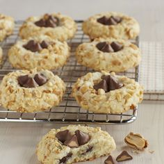 Shortbread Thumbprints with Peanut Butter Filled DelightFulls™