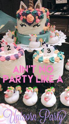 Breakfast Cake, Birthday Cake, Party, Desserts, Food, Tailgate Desserts, Fiesta Party, Birthday Cakes, Dessert