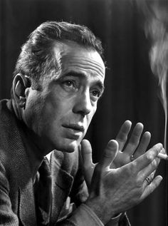 The Most Stylish Men of Old Hollywood: Humphrey Bogart