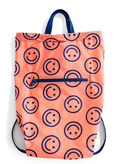 BAGGU Nylon Tote Pack - Electric Happy BAGGU https://www.amazon.com/dp/B00UO3CF1K/ref=cm_sw_r_pi_dp_1FxKxbV86WWMN