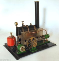 Cheddar Westbury Live Steam Engine Model