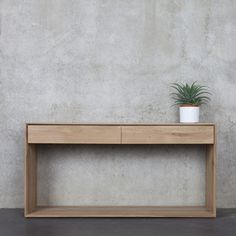 contemporary sideboard table in solid wood 51444 Studio emorational, Ethnicraft Style for Projects Nordic Furniture, Timber Furniture, Ikea Furniture, Furniture Design, Rustic Furniture, Furniture Online, Furniture Layout, Furniture Projects, Antique Furniture