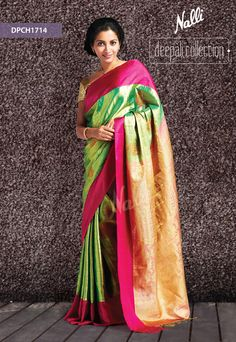To purchase any of our catalog products, please send mail to eshop@nalli.com Code and Price: DPCH1714 - 21000 INR
