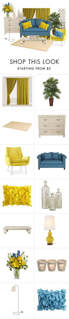 """""""bvbgvg"""" by calineczka1 ❤ liked on Polyvore featuring interior, interiors, interior design, home, home decor, interior decorating, WALL, Cost Plus World Market, OKA and Jonathan Adler"""