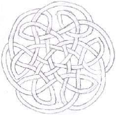 Celtic Knotwork Patterns : nrich.maths.org