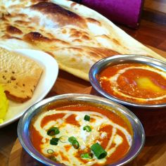 Roti ready to be eaten with a variety of curries. Take a look at our South Asian Food gallery at http://southasiandiaspora.org/gallery/?gallery=7