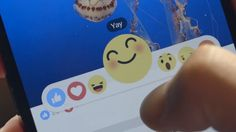 yay facebook reactions