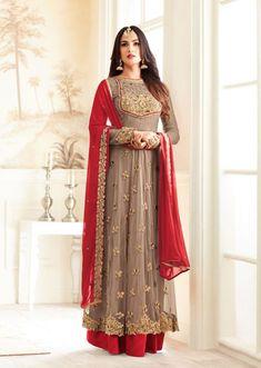 Designer Anarkali Suits for Women and Girls Indian Anarkali Dresses, Designer Anarkali Dresses, Ethnic Wear Designer, Special Dresses, Couture Dresses, Stylish Dresses, Suits For Women, Gowns, How To Wear