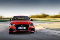 VIDEO: Audi RS3 Sedan vs Mercedes-AMG A45 -- Drag Race - http://www.quattrodaily.com/video-audi-rs3-sedan-vs-mercedes-amg-a45/