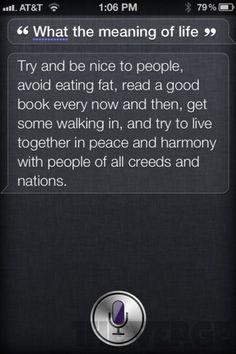 10 Things Siri Says