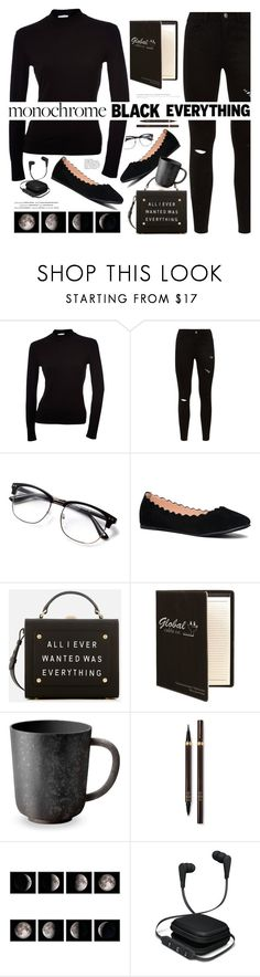 """All through the night..."" by angiesprad ❤ liked on Polyvore featuring J. Adams, Vision, L'Objet, Tom Ford and iWorld"