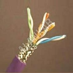 Alankar Cable Industries has carved a niche for itself in the field of producing and supplying Screened Instrumentation Cables. The company is thus renowned as a major Data Cable Manufacturer,